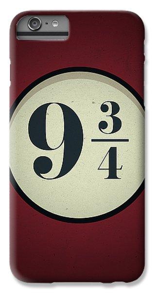 Magician iPhone 6 Plus Case - Print by Samuel Whitton