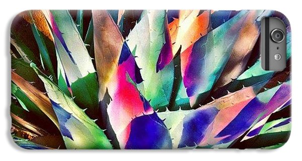 Instagramhub iPhone 6 Plus Case - Psychedelic Agave by Paul Cutright