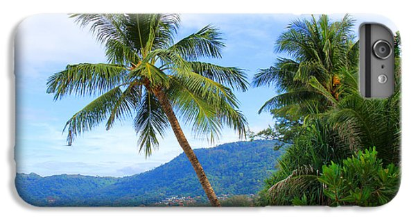 Phuket Patong Beach IPhone 6 Plus Case by Mark Ashkenazi