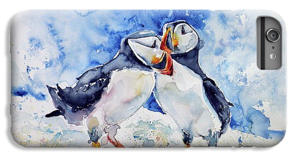 Puffins IPhone 6 Plus Case