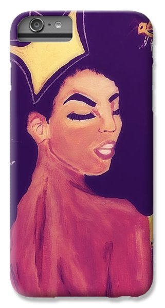 Queen Bee  IPhone 6 Plus Case by Miriam Moran