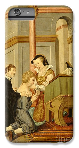 Queen Mary I Curing Subject With Royal IPhone 6 Plus Case