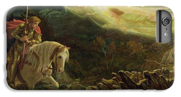 Quest For The Holy Grail IPhone 6 Plus Case by Arthur Hughes
