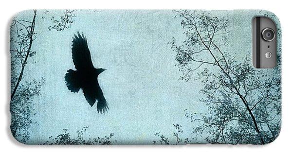 Blackbird iPhone 6 Plus Case - Spread Your Wings by Priska Wettstein