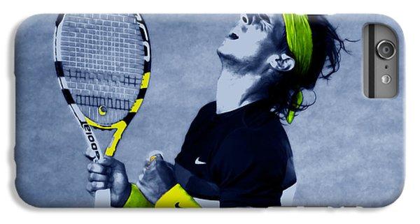 Venus Williams iPhone 6 Plus Case - Rafael Nadal 1a by Brian Reaves