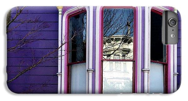 Rainbow Window IPhone 6 Plus Case by Julie Gebhardt