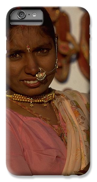 Rajasthan IPhone 6 Plus Case by Travel Pics