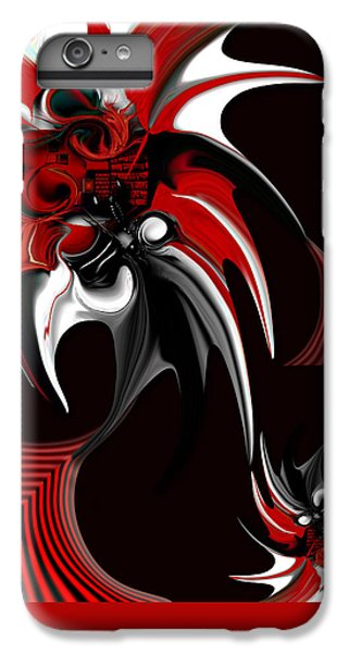 Red And Black Formation IPhone 6 Plus Case