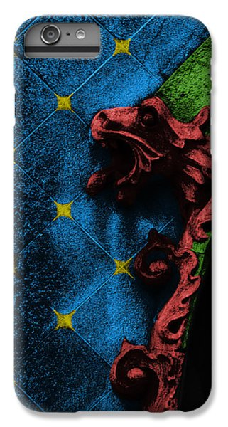 Decorative iPhone 6 Plus Case - Red Dragon by Emme Pons