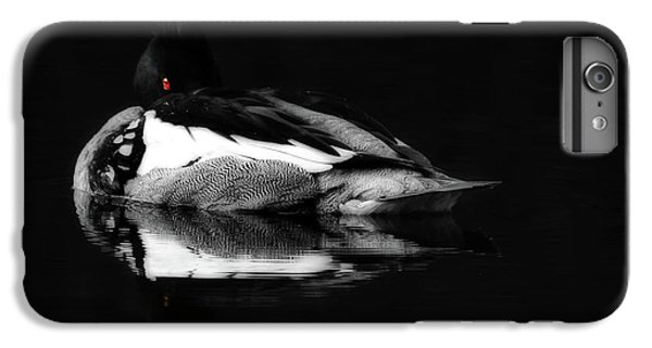 Red Eye IPhone 6 Plus Case by Lori Deiter