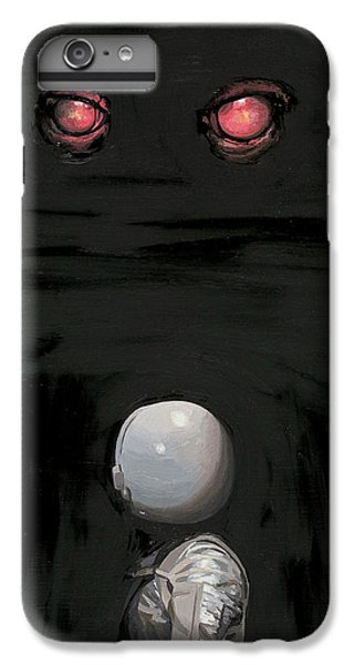 Red Eyes IPhone 6 Plus Case