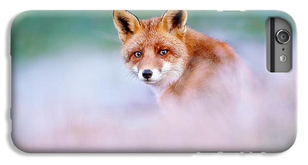 Red Fox In A Mysterious World IPhone 6 Plus Case