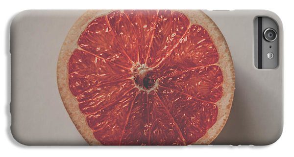 Red Inside IPhone 6 Plus Case by Kate Morton