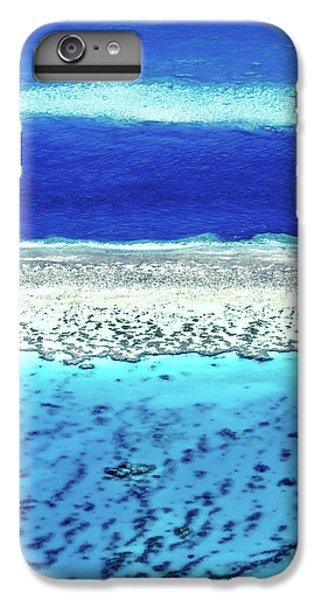 Helicopter iPhone 6 Plus Case - Reefs Edge by Az Jackson