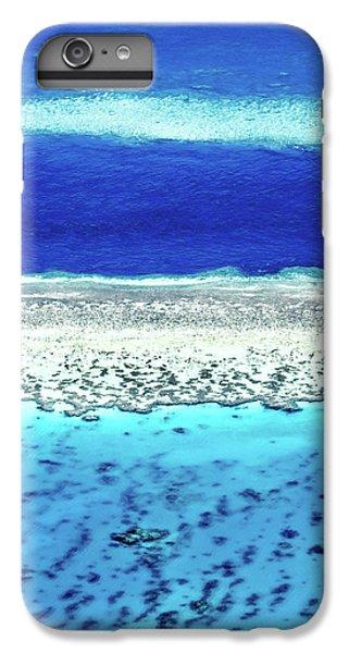 Reefs Edge IPhone 6 Plus Case by Az Jackson