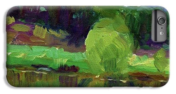 Reflections Painting Study By Svetlana IPhone 6 Plus Case