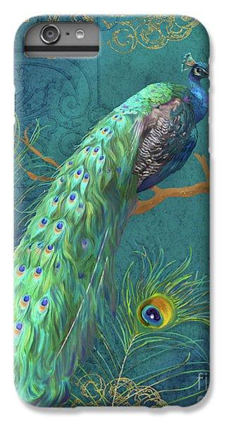 Regal Peacock 3 Midnight IPhone 6 Plus Case