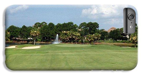 Sport iPhone 6 Plus Case - Regatta Bay #golf #instagramers by Scott Pellegrin