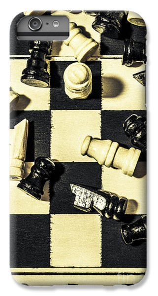 IPhone 6 Plus Case featuring the photograph Reigning Champ by Jorgo Photography - Wall Art Gallery