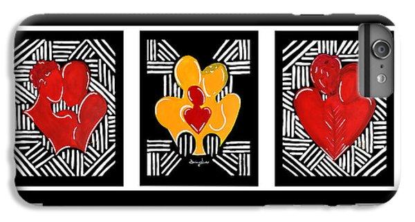Relationship Goals IPhone 6 Plus Case by Diamin Nicole