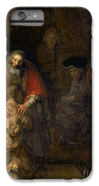 Return Of The Prodigal Son IPhone 6 Plus Case