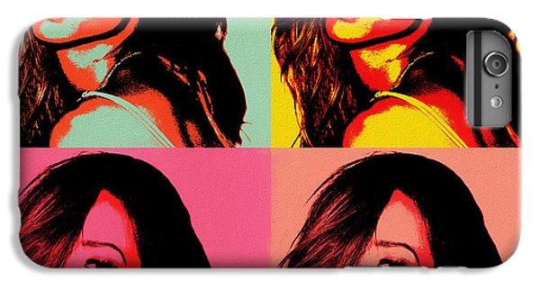 Rihanna Pop Art IPhone 6 Plus Case