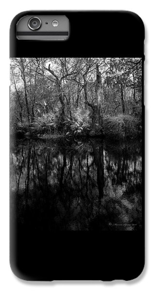 River Bank Palmetto IPhone 6 Plus Case by Marvin Spates