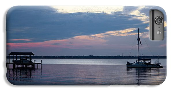 IPhone 6 Plus Case featuring the photograph River Sunset by Anthony Baatz