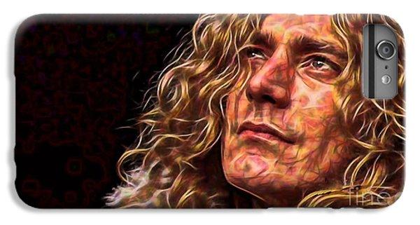 Robert Plant Led Zeppelin IPhone 6 Plus Case