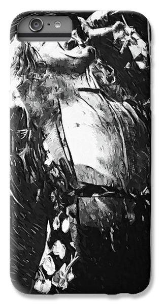 Robert Plant IPhone 6 Plus Case by Taylan Apukovska