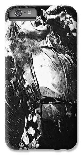 Rock Music Jimmy Page iPhone 6 Plus Case - Robert Plant by Zapista Zapista