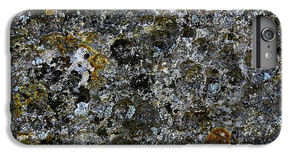 Rock Lichen Surface IPhone 6 Plus Case by Nareeta Martin