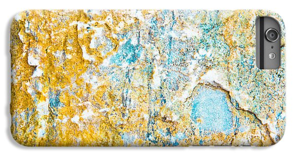 Rock Texture IPhone 6 Plus Case by Tom Gowanlock