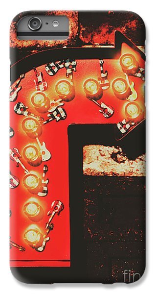 IPhone 6 Plus Case featuring the photograph Rock Through This Way by Jorgo Photography - Wall Art Gallery