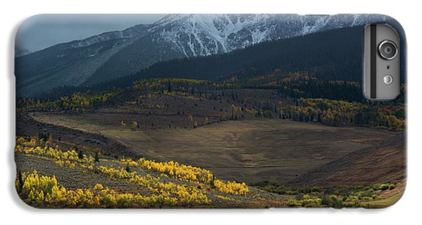 IPhone 6 Plus Case featuring the photograph Rocky Mountain Horses by Aaron Spong