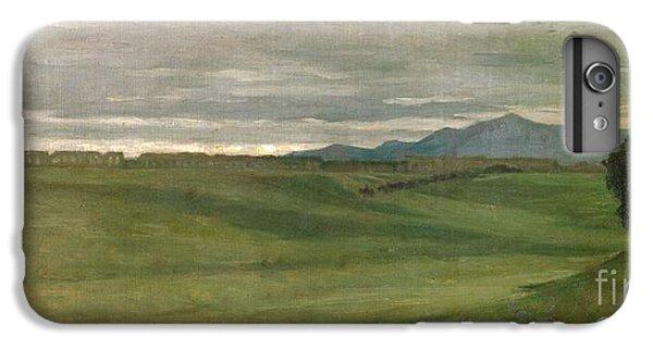 Barren iPhone 6 Plus Case - Roman Landscape by Antoine Auguste Ernest Hebert