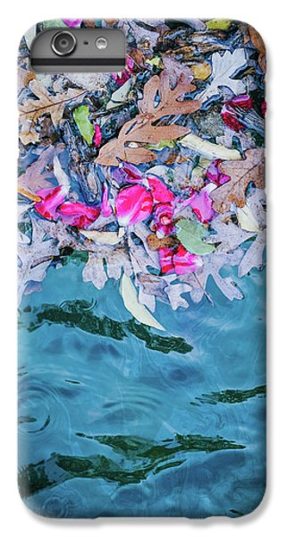 Rose Garden Fountain II IPhone 6 Plus Case
