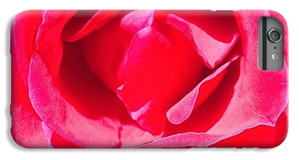 Detail iPhone 6 Plus Case - #roses Are #red ...#violets Are #blue by Shari Warren