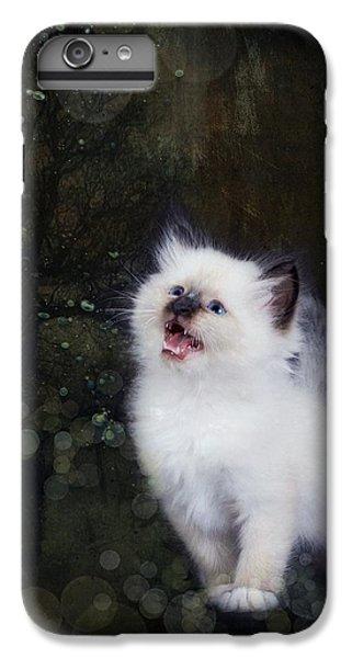 Birman iPhone 6 Plus Case - Royal Cats by Monique Hierck