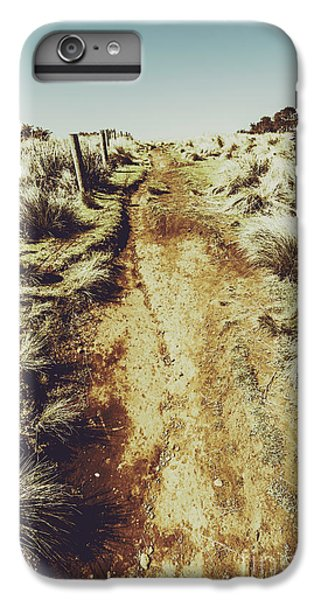 Nature Trail iPhone 6 Plus Case - Rustic Country Trails by Jorgo Photography - Wall Art Gallery