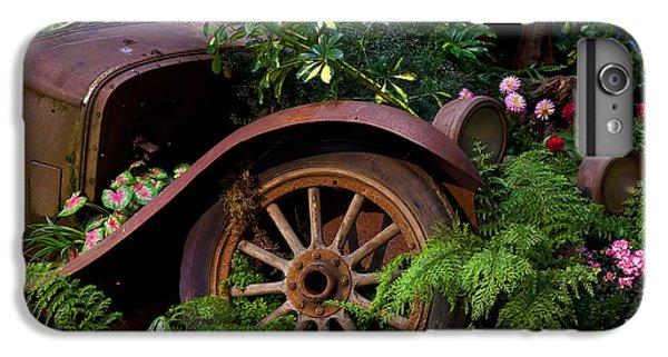 Rusty Truck In The Garden IPhone 6 Plus Case