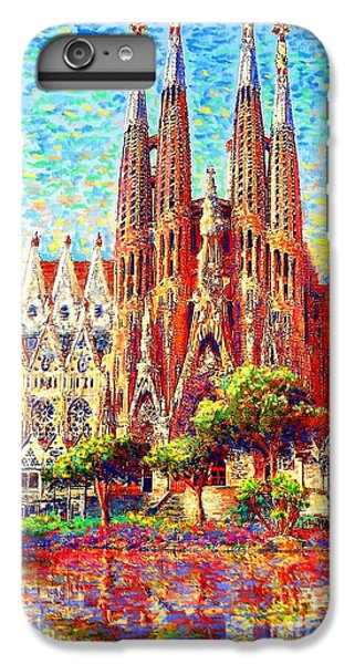 Sagrada Familia IPhone 6 Plus Case