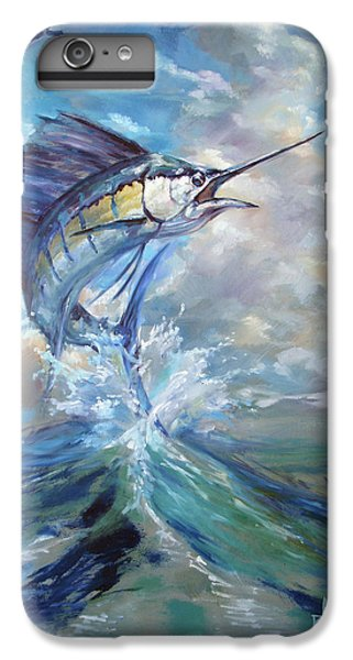 Sailfish And Frigate IPhone 6 Plus Case