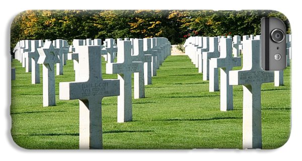 Saint Mihiel American Cemetery IPhone 6 Plus Case