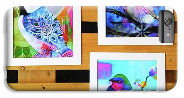 iPhone 6 Plus Case - *sale* 3 11 X 14 In. Bird Prints With by Robin Mead