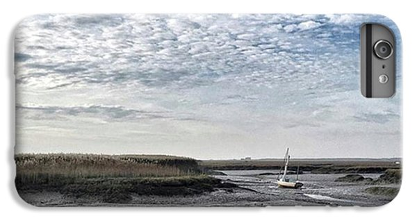 Amazing iPhone 6 Plus Case - Salt Marsh And Creek, Brancaster by John Edwards