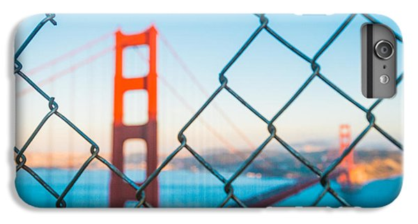 San Francisco Golden Gate Bridge IPhone 6 Plus Case by Cory Dewald