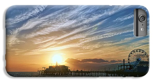 Santa Monica Pier IPhone 6 Plus Case
