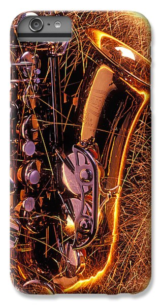 Sax With Sparks IPhone 6 Plus Case