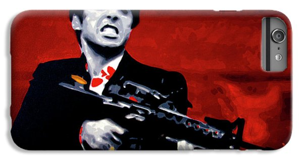 Say Hello To My Little Friend  IPhone 6 Plus Case
